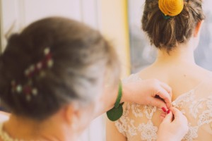 Getting ready (Thanks to Bethany Harboard Photography)